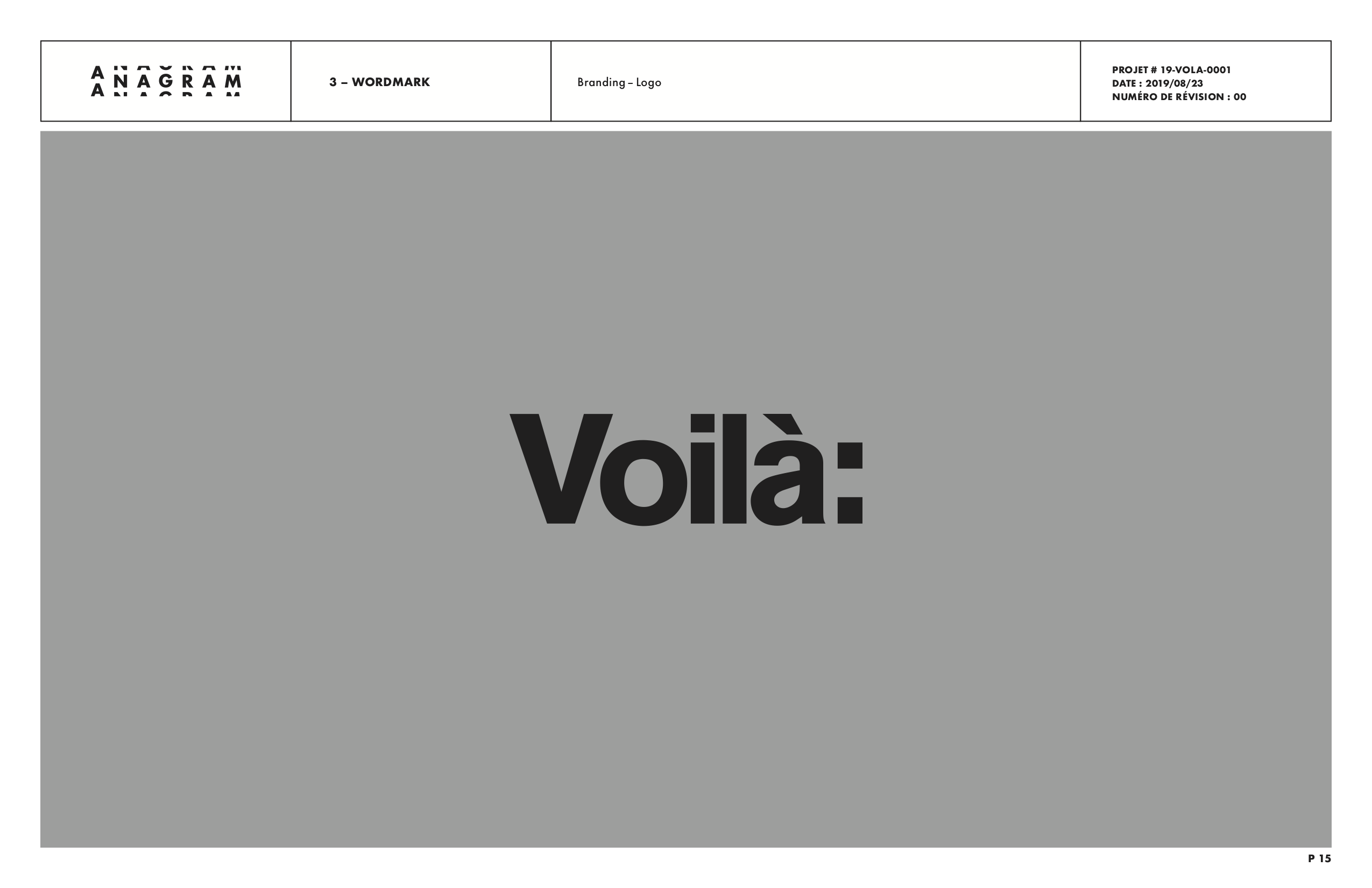 How We Rebranded An Information Design Firm Voila